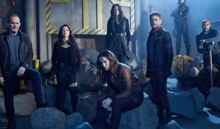 Agents of SHIELD S5