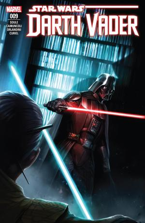 Darth Vader #9 Review Cover