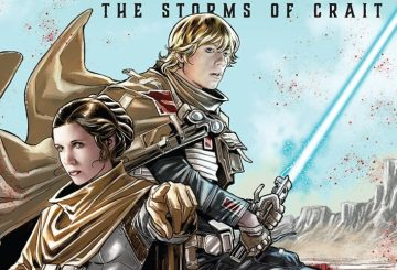 The Storms Of Crait #1