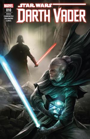 Darth Vader #10 Review Cover
