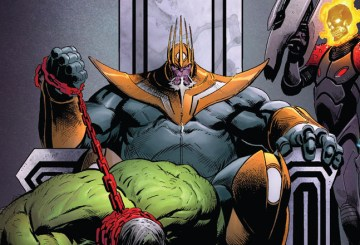 Thanos #15 Review Cover Feature