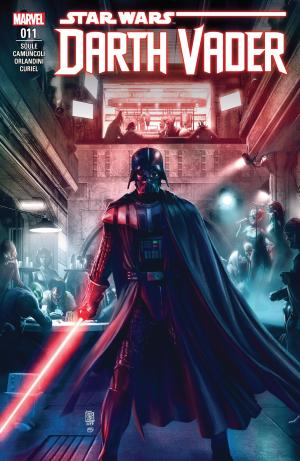 Darth Vader #11 Review Cover