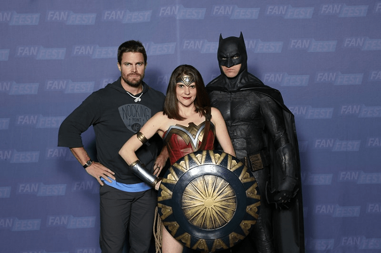 Heroes Villains, Cosplay, Stephen Amell
