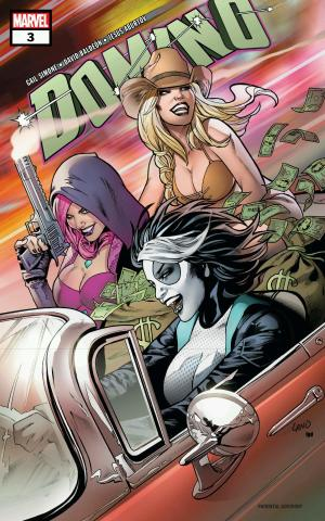 Domino #3 Review