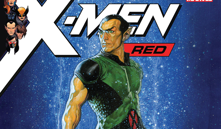 X-Men Red #5 Review Featured Cover