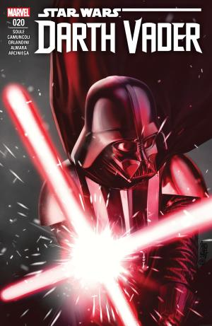 Darth Vader #20 Review Cover