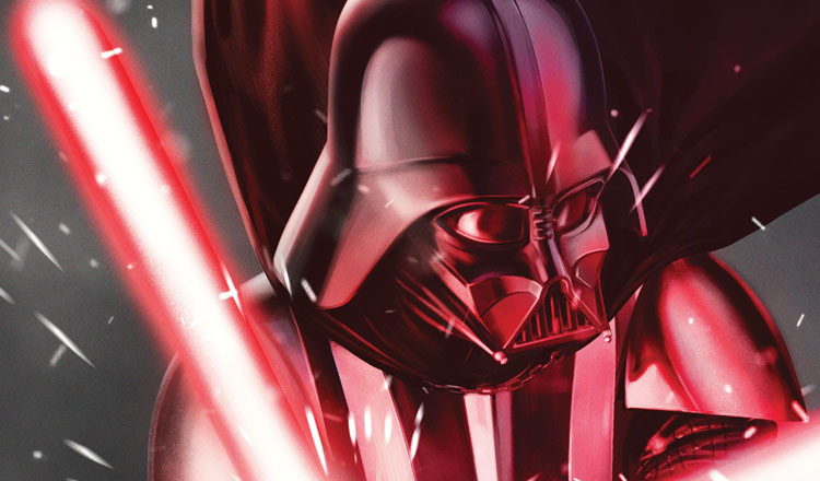 Darth Vader #20 Review Featured Cover