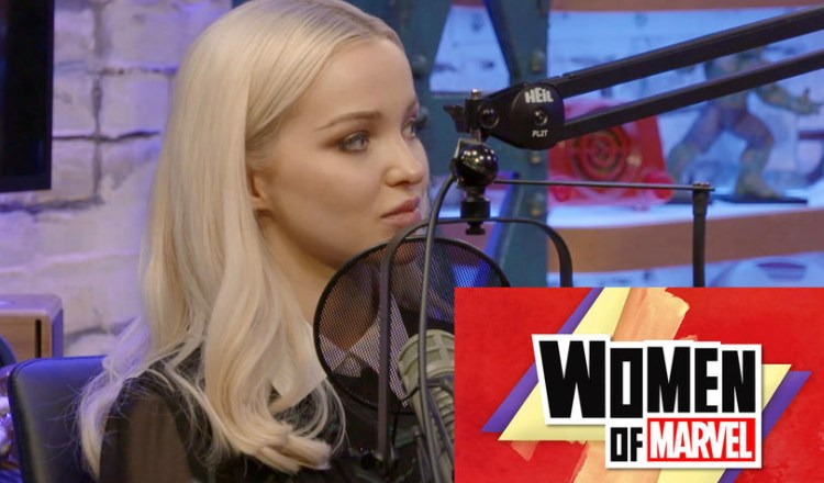 Dove Cameron Marvel Rising: Secret Warriors