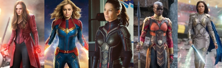 Avengers: Endgame Proves Marvel is Ready For an A-Force Movie - The