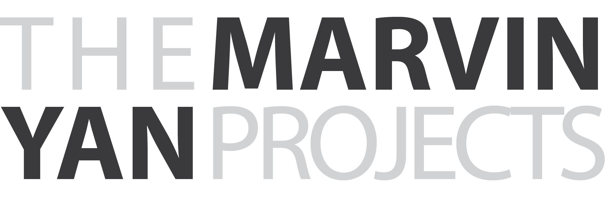 The Marvin Yan Projects