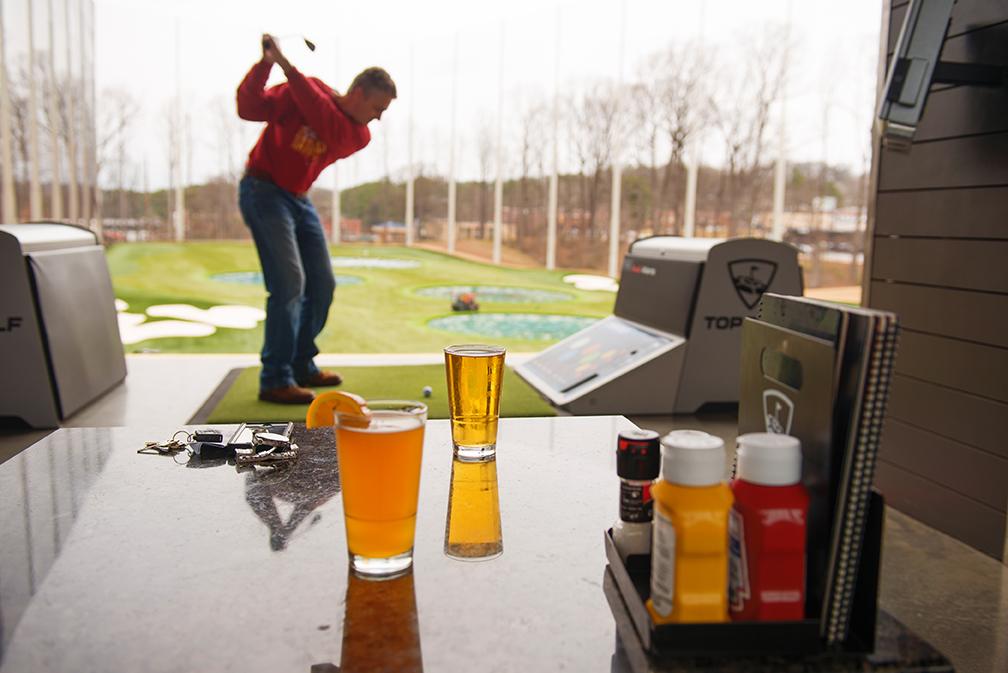 Atlanta Top Golf Randy for blog