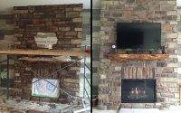 Burlington Masonry, Fireplaces, Brick, Resurface, Repairs ...