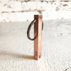 copper bar keyring