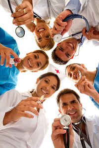 health care team, concussion, recovery, physiotherapy, chiropractic care