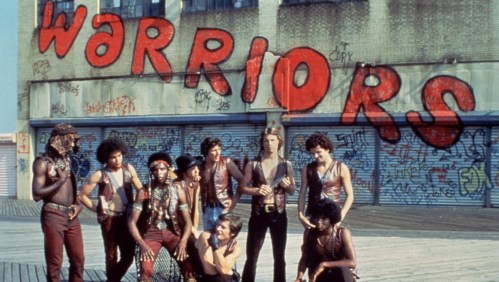 Image result for The Warriors Nyc Gang