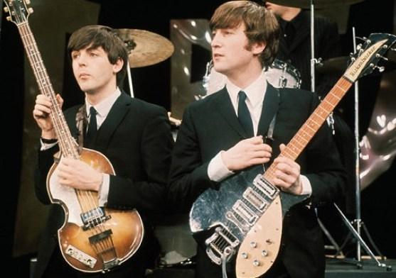 「リッケンバッカー ビートルズ」の画像検索結果
