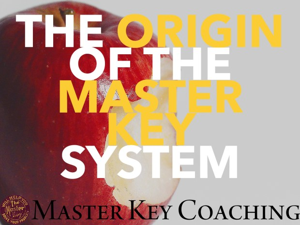 The Origin of The Master Key System by Charles F. Haanel