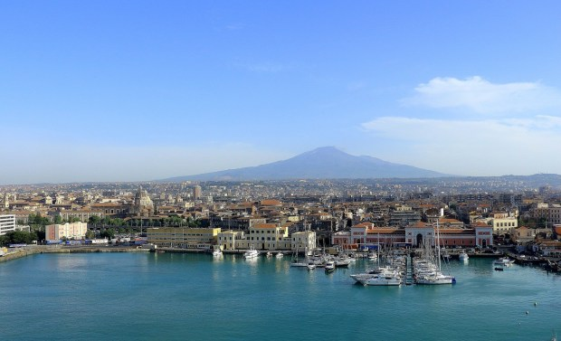 Build Your House on the Slope of Mount Vesuvius