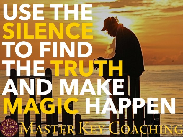 Use the Silence as Written About by Charles F. Haanel to Find the Truth and Make Magic Happen