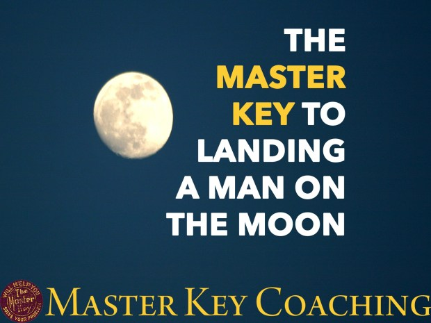 The Master Key to Landing a Man on the Moon