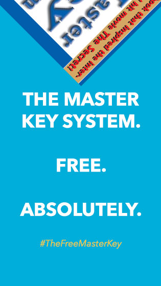The Master Key System by Charles F. Haanel for free.