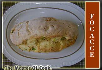 Cake con gamberi e zucchine