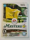 Tiger Woods PGA Tour 12: The Masters (Nintendo Wii, 2011) New Damaged Seal