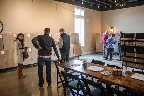 We hosted our Kansas City Open House at 8th & Main Event Space in Grandview, MO.