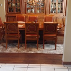 3000 sf put down in a beautiful country home in new mexico! And of coarse tjey use real clean floors cleaning kit! <br /> <small>Photographer: David L Veldhuis </small><small>Location: Clovis </small><small>Business: Legacy Floor Covering </small><br />