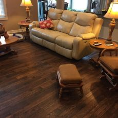 """Good service and great products.""<br /><small>Photographer: Jennifer Spiker</small><small>    Location: Papillon, Nebraska</small><small>    Business: Husker Hardwood Floors</small>"