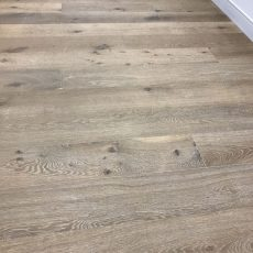 Gallery Louvre White Oak installed by Nelson Construction at an advertising company office in Abilene, TX <br /> <small>Location: Abilene, TX </small><small>Business: Nelson Construction </small><br />