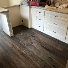 "Gallery ""Hermitage"" from Real Wood Floors installed in bedroom and hallway. <br /> <small>Photographer: Terry Davis </small><small>    Business: Adore Floors </small><br />"