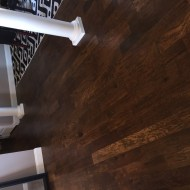 Ponderosa Alamosa from Real Wood Floors installed in a living room.