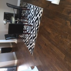 Ponderosa Alamosa from Real Wood Floors installed in a living room. <br />
