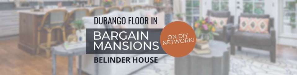 Bargain Mansions Belinder House