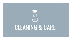 Cleaning and Care