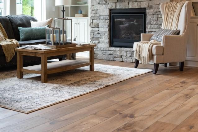 Livesawn hardwood floors