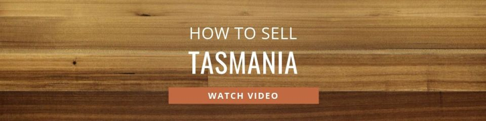 How to sell Tasmania