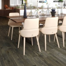 Blue River Vista - Solid European Birch, Genuine Handscraped Hardwood <br />