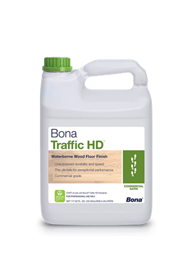 Bona Traffic HD Wood Floor Finish