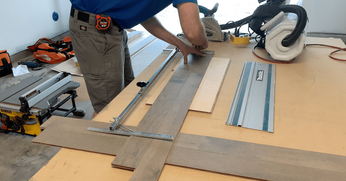 measure stair riser