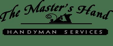 The Master's Hand Logo