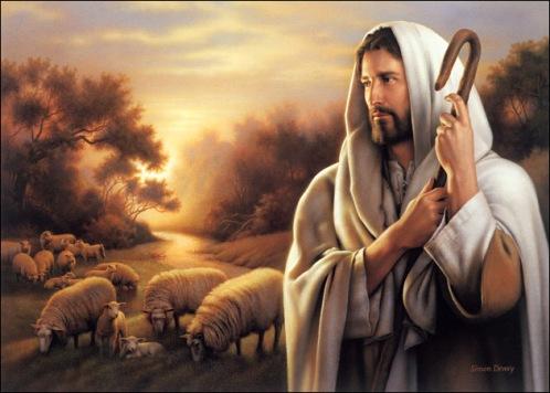 Jesus, Sheep or Shepherd?