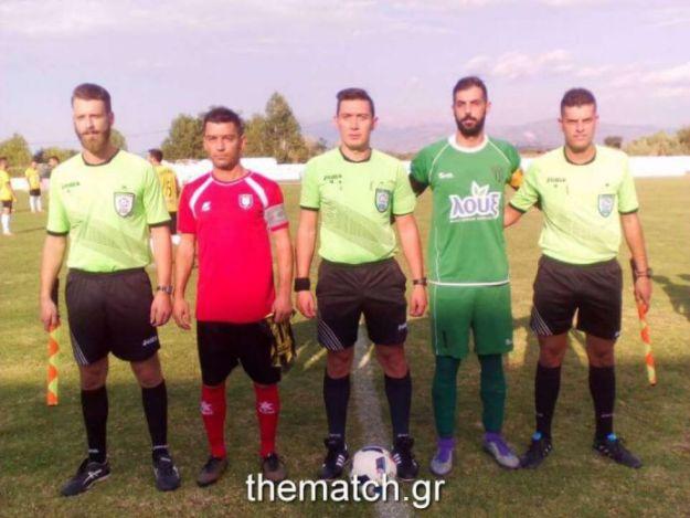 Αχαϊκή-Παναχαϊκή 0-1, φιλικό 2016