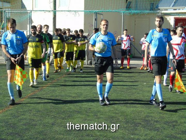 Play-off A' Ε.Π.Σ.Α: Άρης Π. - Αχαϊκή 2-2 (πλούσιο φωτορεπορτάζ)