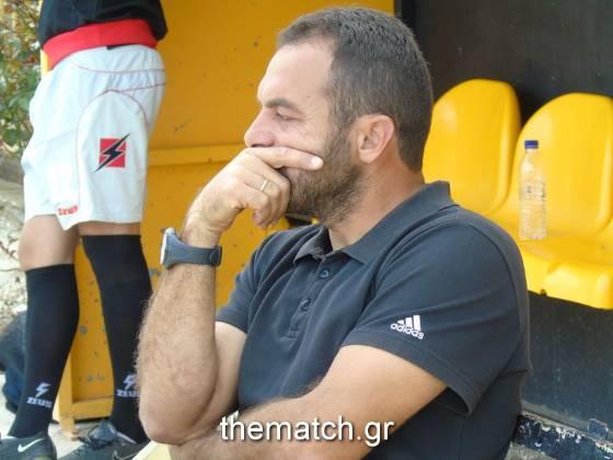Ντίνος Σπυρόπουλος: Συγχαρητήρια στους παίκτες για το βαθμό στον Πύργο