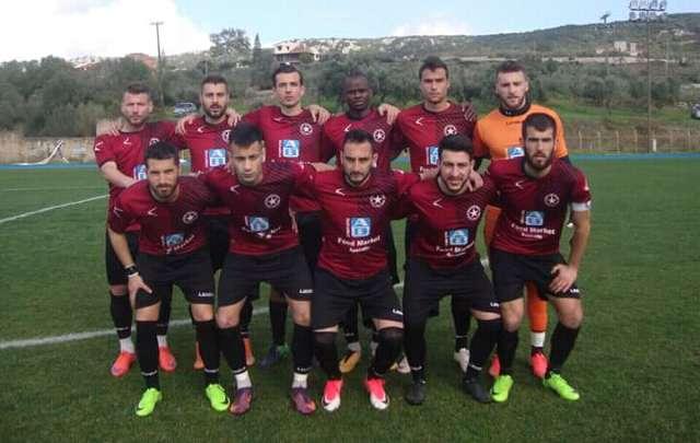 Εύκολα στον τελικό ο Αστέρας Αμαλιάδας, νίκησε 2-0 τη Νίκη Τραγανού