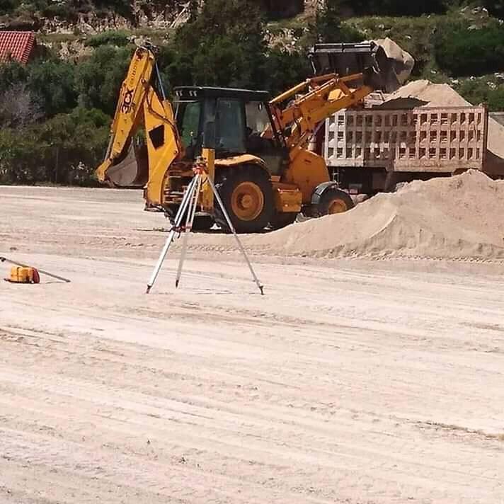 Ξεκίνησαν τα έργα για τη κατασκευή γηπέδου στη Σκάλα