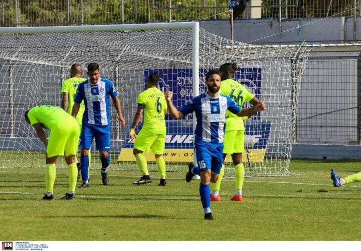 Super league 2: Κερδισμένη η Ξάνθη, ήττες για Ιωνικό, Λεβαδειακό