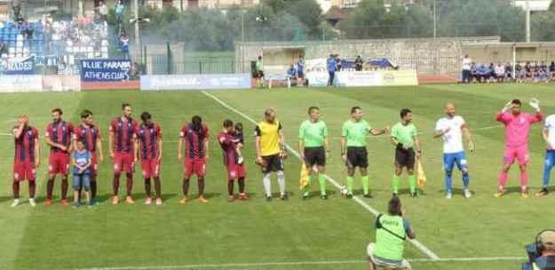 Football League 33η αγ.: Σπάρτη – Λαμία 0-1 (φωτό-βίντεο)